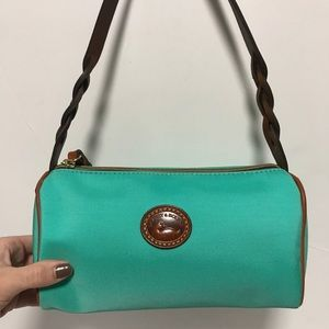Dooney & Bourke Small Barrel Handbag Mint